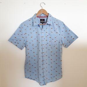 Blue Sombrero Shirt